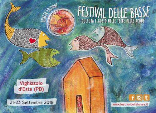 Festival delle Basse – Dal 21 al 23 Settembra a Vighizzolo d'Este