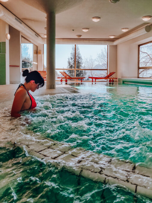 hotel con spa bled