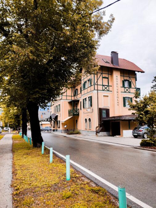 hotel triglav bled slovenia
