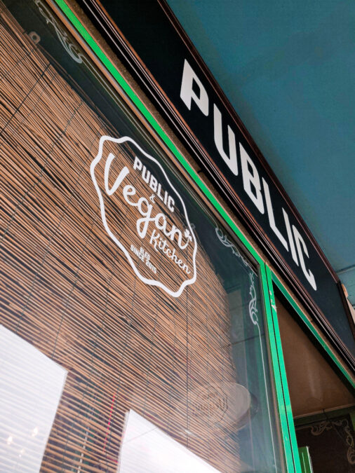 ristorante public & vegan kitchen bled