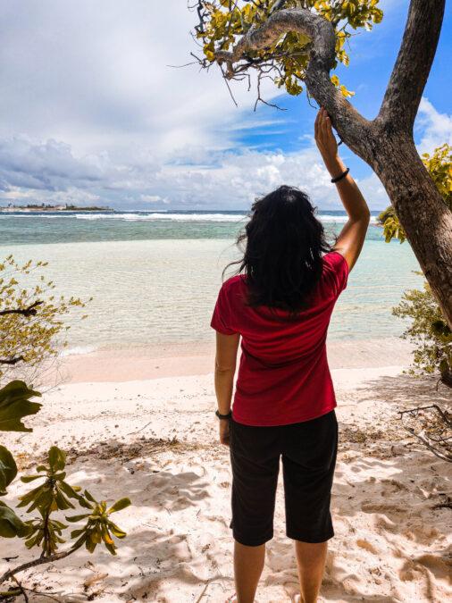 isole dei pescatori maldive