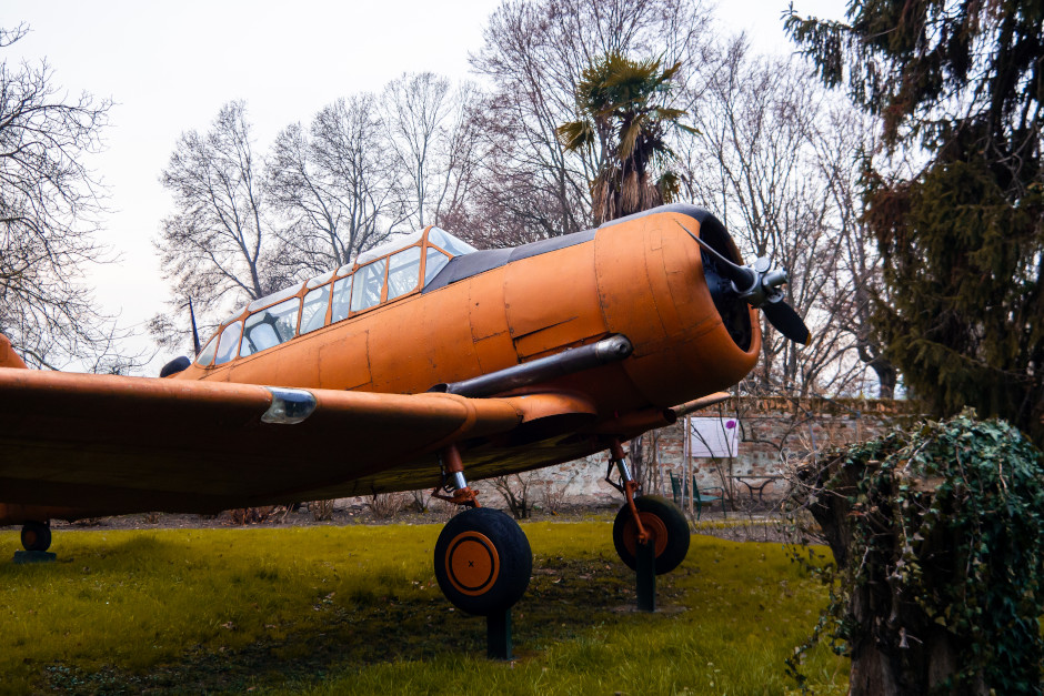 museo del volo padova