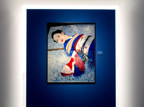Nobuyoshi Araki: esposizione alla Fondazione Bisazza