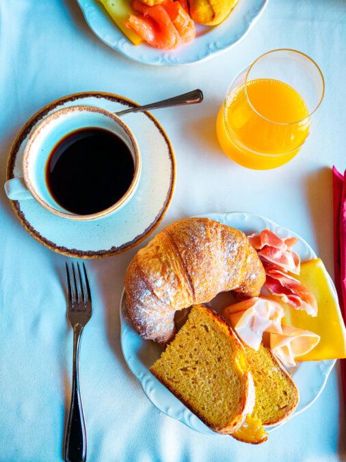 colazione triglav albergo vicino lago di bled
