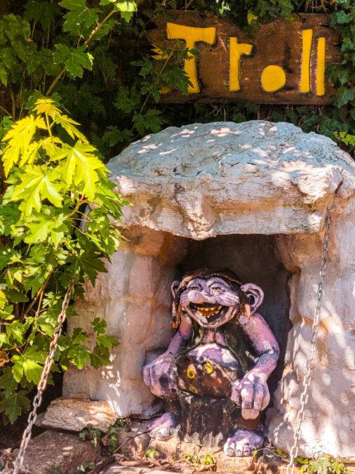 troll del bosco delle fate