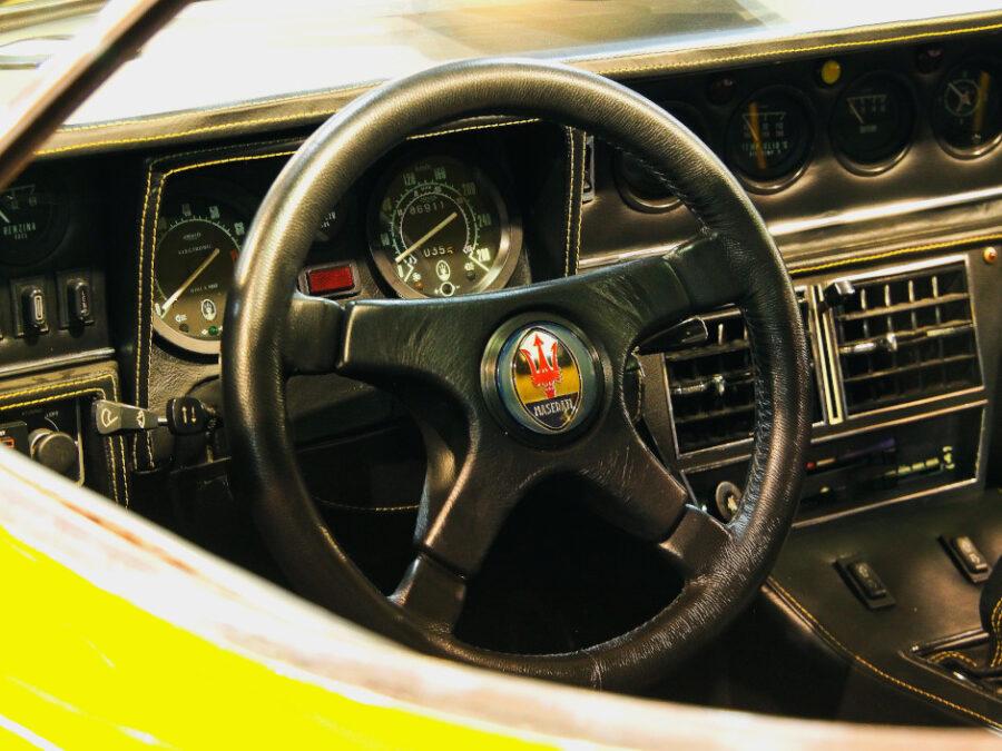 maserati d'epoca auto