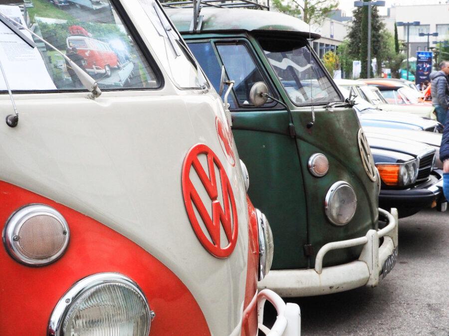 volkswagen d'epoca
