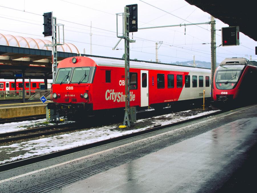 ÖBB treni