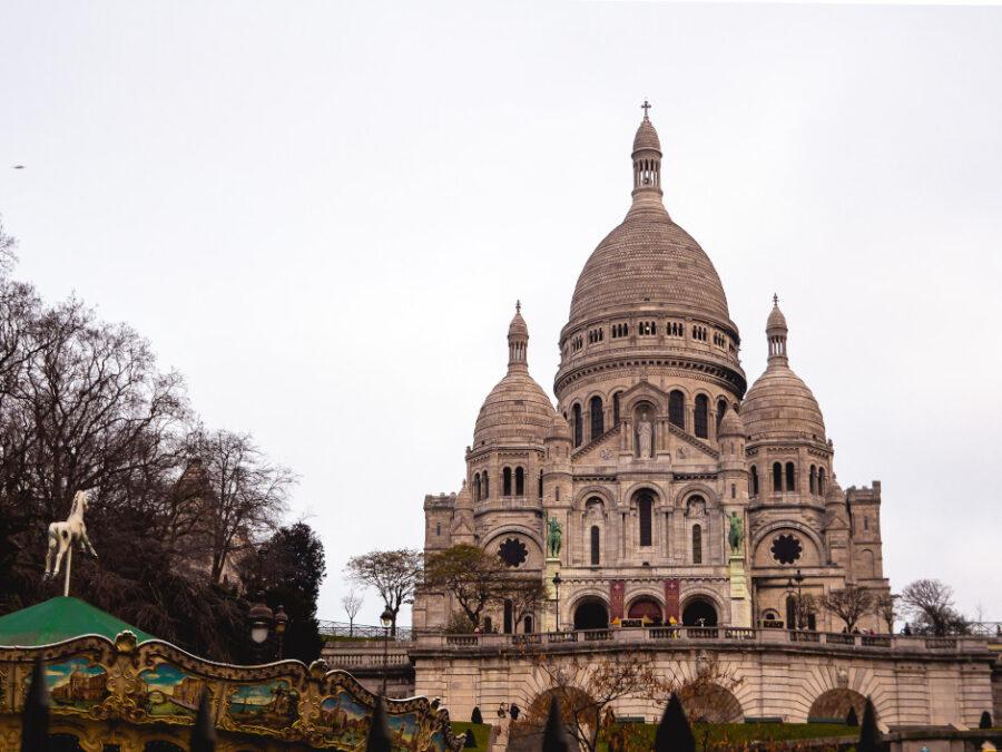 basilica sacro cuore parigi