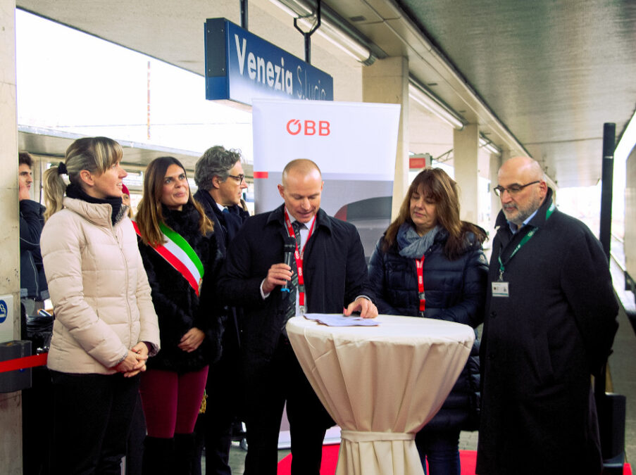 inaugurazione spirit of venezia