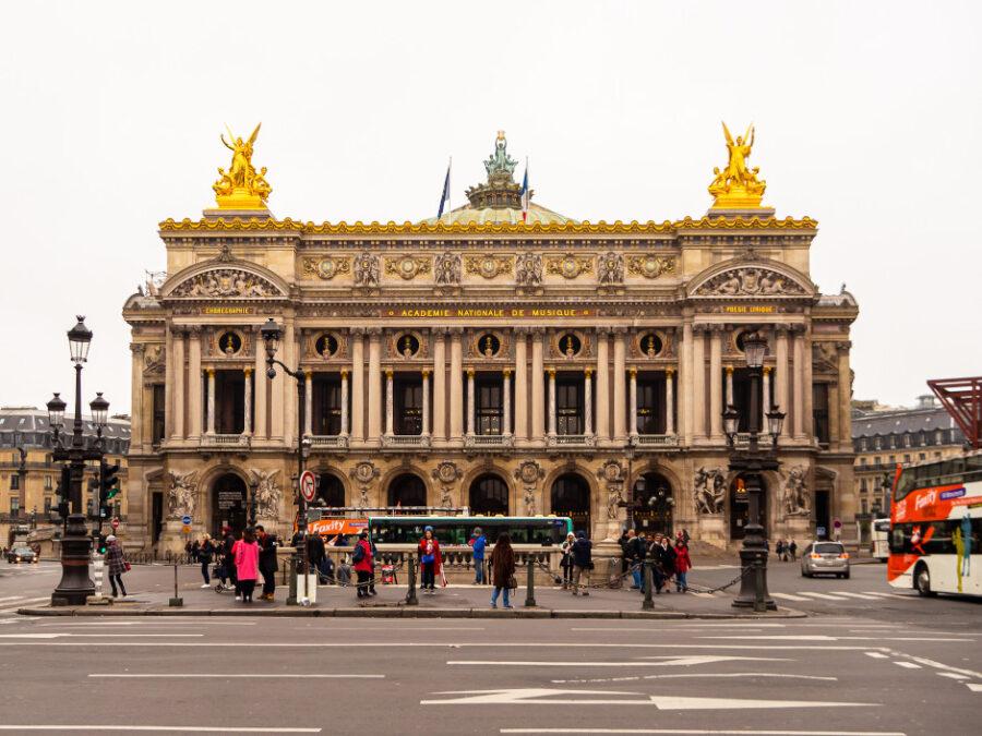 opera garnier parigi