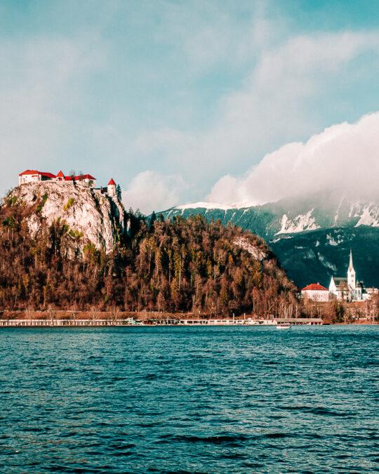 castello di bled slovenia