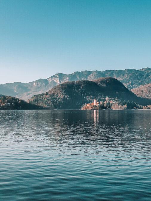 lago di bled slovenia